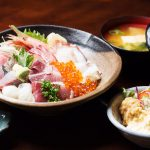 海鮮丼 ランチメニュー